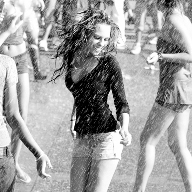 Rain Dancer - Street Parade Zurich, Switzerland