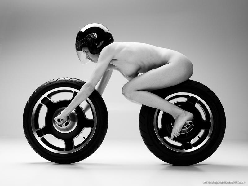 Speed Racer II aka the human motorcycle