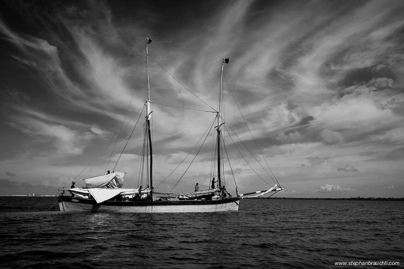 Sail boat - Tulear