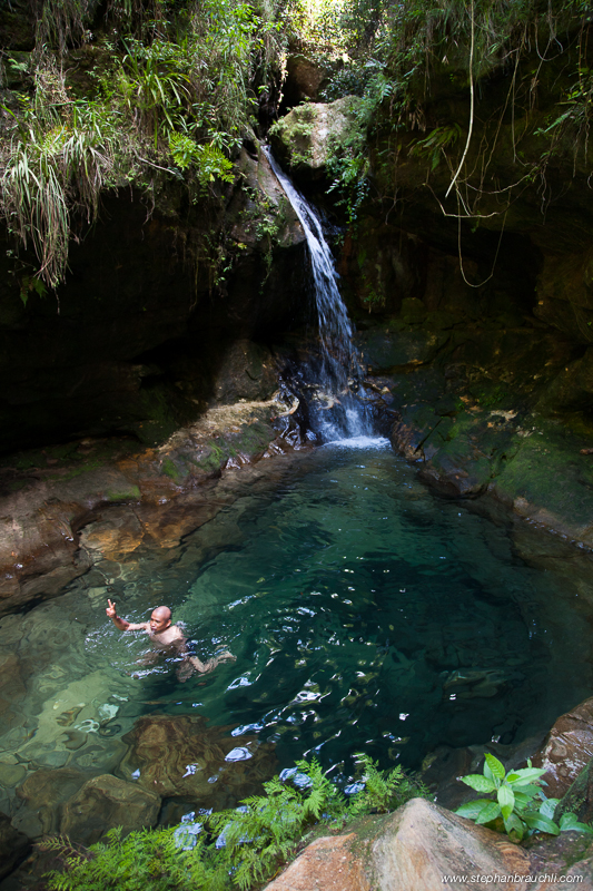 Isalo National Park - Natural Pool