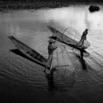 Inle lake fishermen – Myanmar